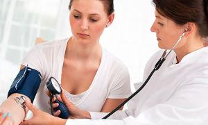 Показатели давления при стенокардии