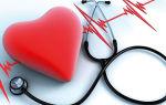 Показатели давления при инфаркте миокарда