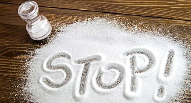 Снижение употребления соли