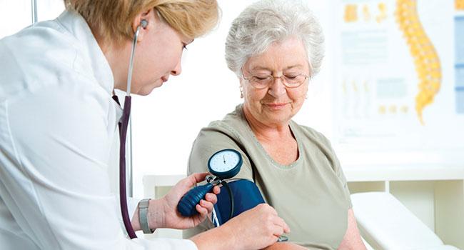 Среднее артериальное давление норма